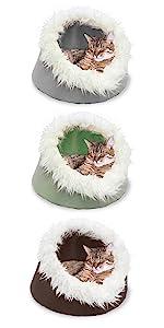cat cave; dog; pet; bed