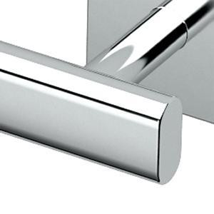 "Gatco 4050 Elevate 24"" Towel Bar, Chrome"
