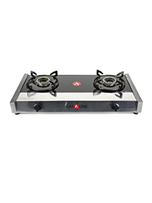 Amazon.com: Gas One 5058 - Cocina de gas con regulador de ...
