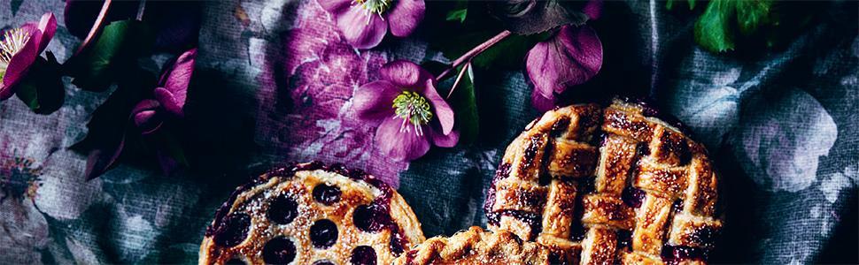 pies, lomelino, cookbooks