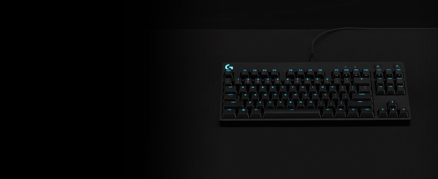 G PRO Clicky Keyboard