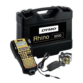 DYMO Rhino 5200 Industrial Label Maker - Hero Image