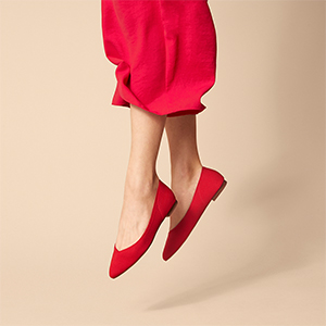 CC Corso Como Womens Jackey Ballet Flat