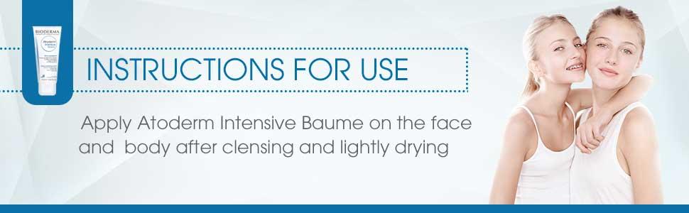 Bioderma Atoderm Intensive Baume - Moisturizer for Dry Skin (75ml)