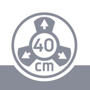 Orbegozo SF 3347 Ventilador de pie, 3 velocidades de ventilación, temporizador, 3 aspas, altura regulable, 50 W: Orbegozo: Amazon.es: Hogar