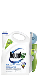 Roundup Ready-To-Use Weed & Grass Killer III with Sure Shot Wand