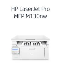 Amazon.com: HP LaserJet Pro M130nw All-in-One Wireless Laser ...