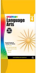 language arts workbook grade 4