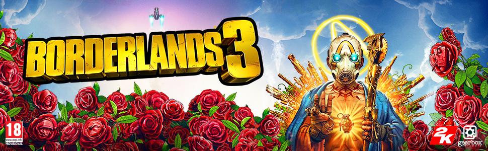 Borderlands 3 - Edición Deluxe, PlayStation 4, Disc: Amazon.es: Videojuegos
