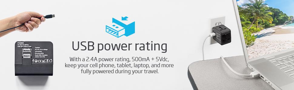usb charger plug fast charging block travel charger travel power adapter travel charger power adapte