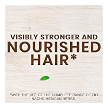 nourished hair
