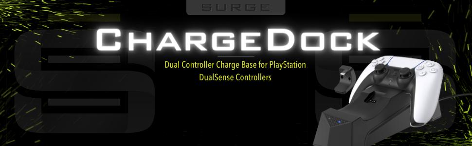 surge controller base, surge controller craddle, surge gaming accessories, surge gaming accessories