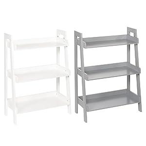 3 Tier Ladder Shelf Dimensions