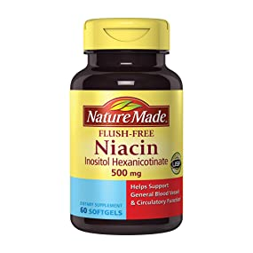 Nature Made Flush Free Niacin