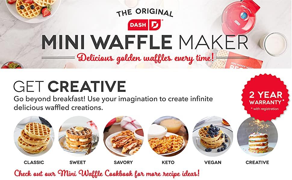 mini waffle, keto, chaffle, waffle, wafle, breakfast, easy, portion, nonstick, non-stick, non stick
