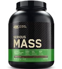 Optimum Nutrition Serious Mass Proteina en Polvo, Mass Gainer ...