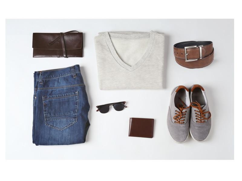Tommy Hilfiger Mens Black//brown Dress Belt Contrast-stitching 11tl08x009-blk-brn