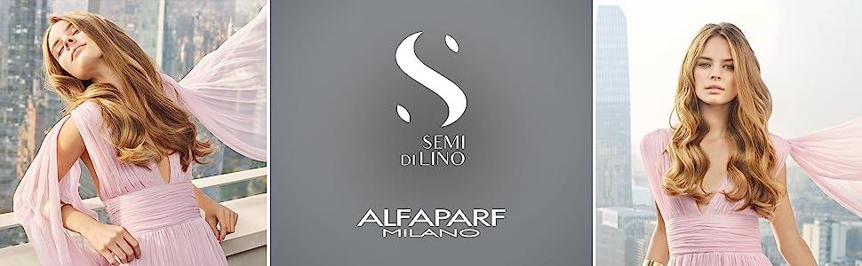 Alfaparf Milano Semi Di Lino Sublime Hair Care Products