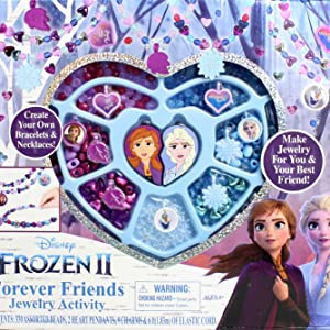 Frozen II Forever Friends