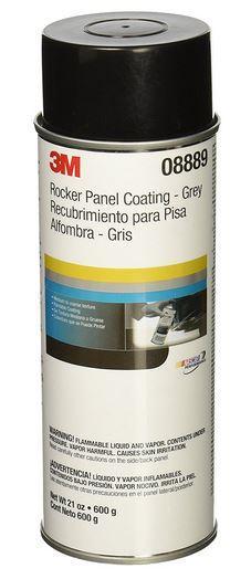Spray Car Wash >> Amazon.com: 3M 08889 3M 08889 Grey Rocker Panel Coating ...