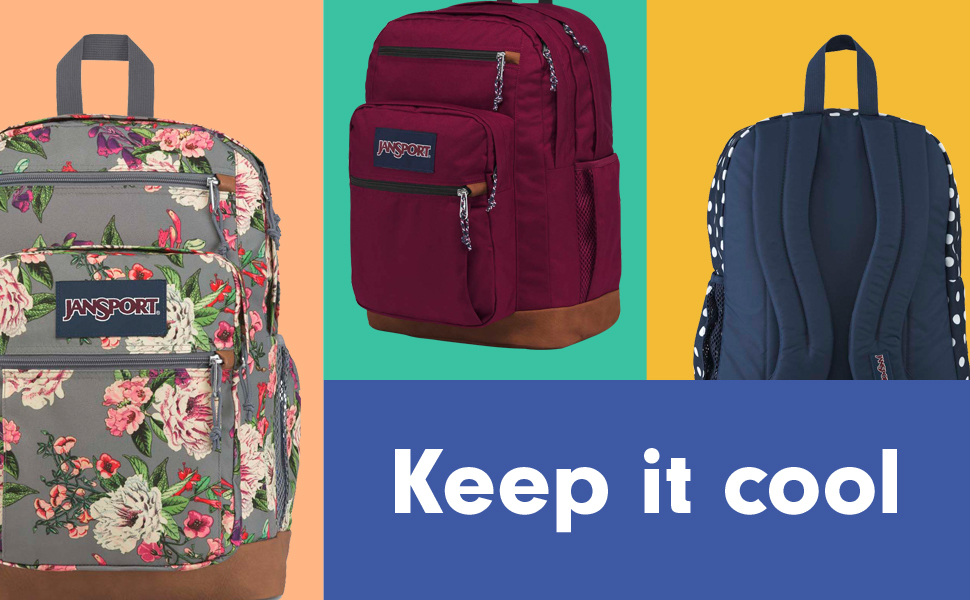 JanSport - Always the right pack - Cool Student Backback