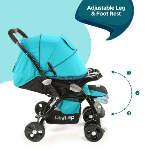 Adjustable Leg and Footrest
