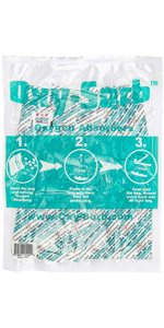Oxy-Sorb 100-Pack Oxygen Absorber, 2000cc