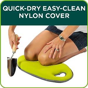 quick dry easy clean nylon cover
