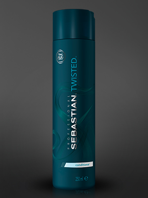 Sebastian Twisted Elastic Detangler Conditioner for Curls