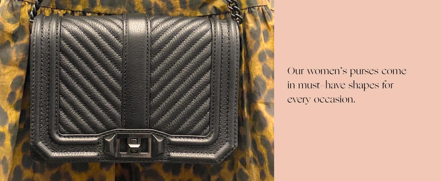 Rebecca Minkoff handbag, Love