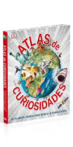 atlas books for kids by dk