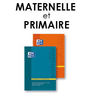 Oxford Enseignants Lot de 2 Cahiers de Professeur Coll/ège et Lyc/ée A4 21 x 29,7cm 76 Pages Rouge et Vert
