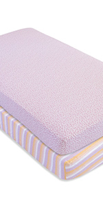 Girls Crib Sheets