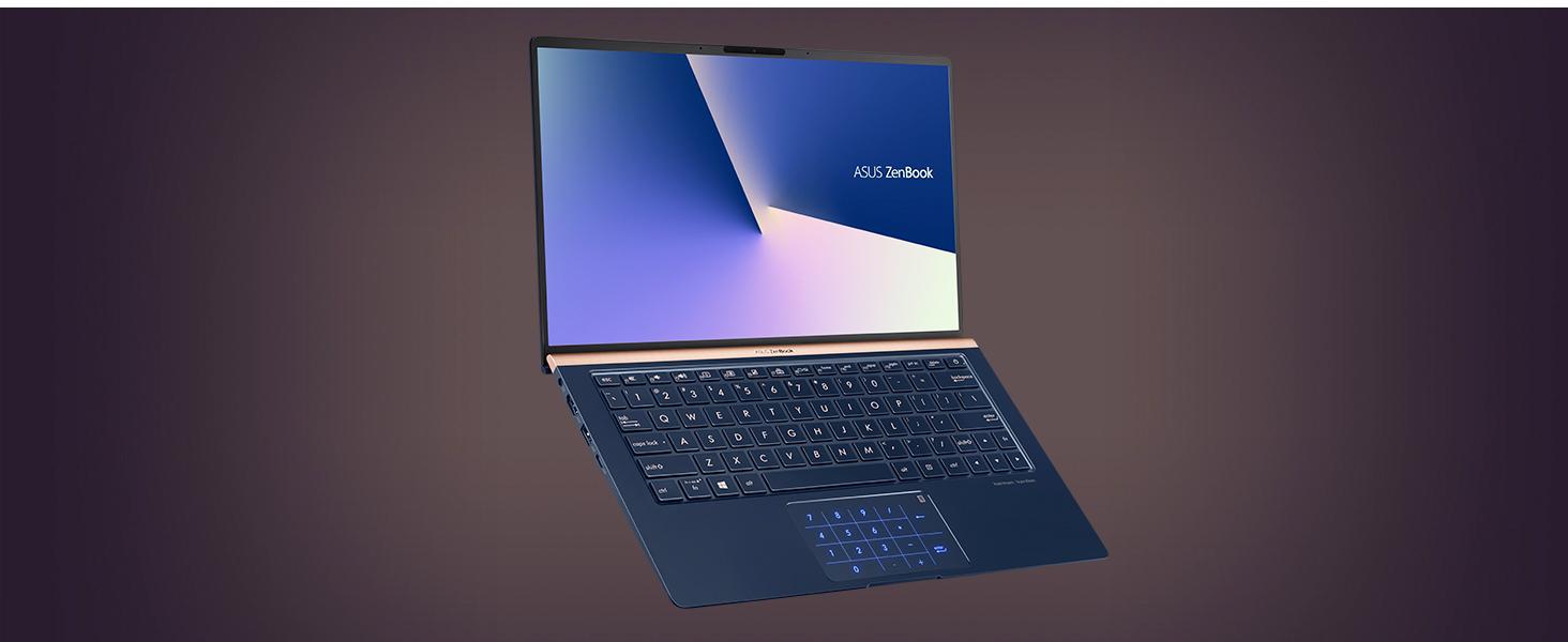 ZenBook 13 Hotspot