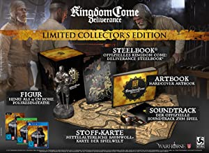 Kingdom Come Karte Komplett.Kingdom Come Deliverance Collectors Edition Playstation