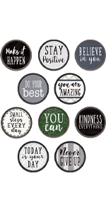 Modern Farmhouse Positive Sayings Accents