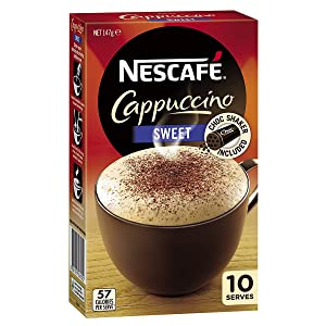 Nescafe Cappuccino Sweet