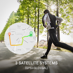 smart watch gps