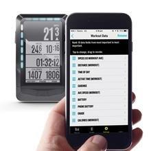 Relied on App - Wahoo ELEMNT GPS Bike Computer