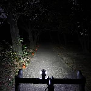 SYNC CORE HL-NW100RC 自転車用ライト ヘッドライト ロードバイク クロスバイク ミニベロ 小径車 ロングライド 街乗り SYNCシリーズ 500ルーメン