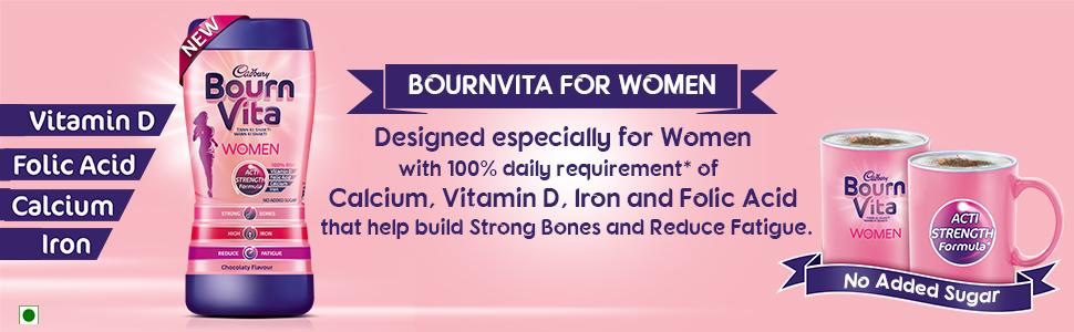 Bournvita for Women