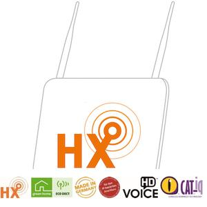 Gigaset CL660HX - DECT-Telefon - IP Telefon Fritzbox