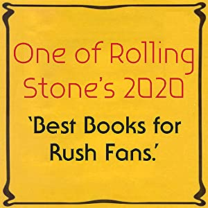 One of Rolling Stone's 2020 Best Books for Rush Fans