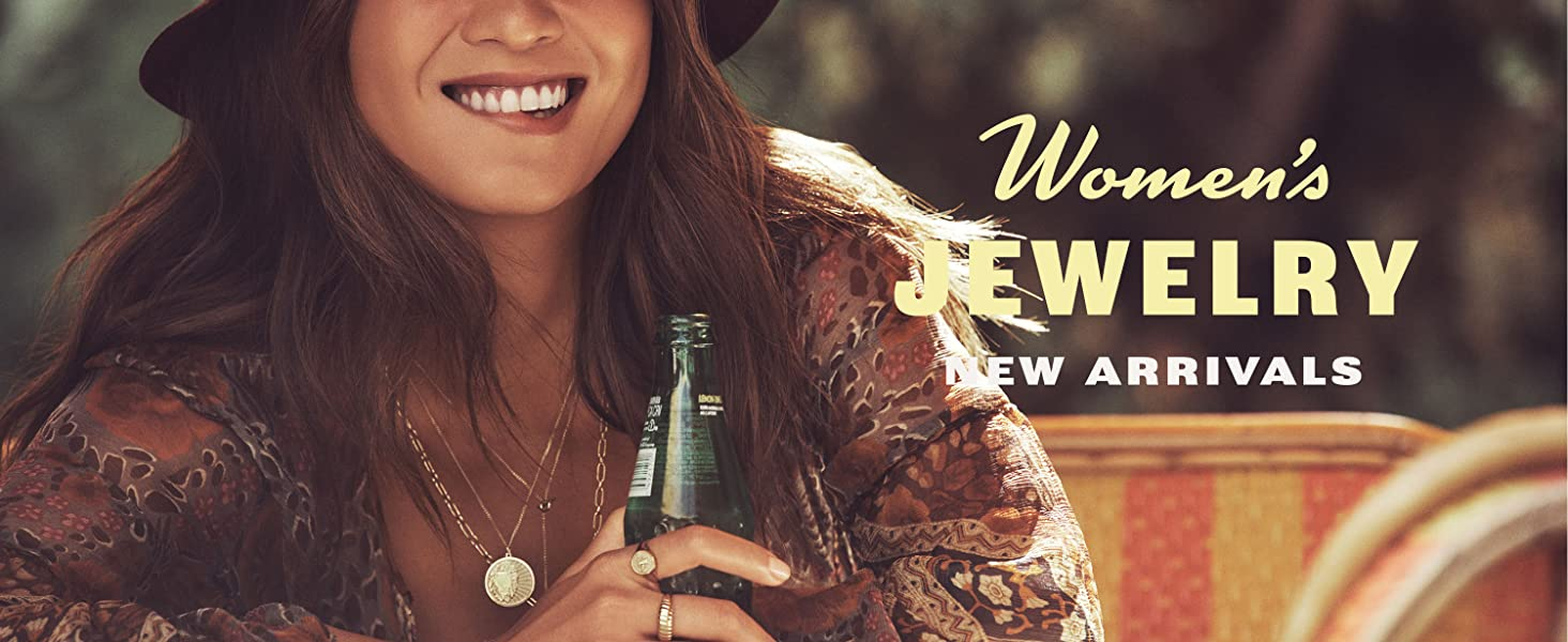 Fossil jewelry, gifts for women