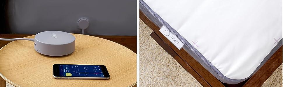 smart bed, smart mattress