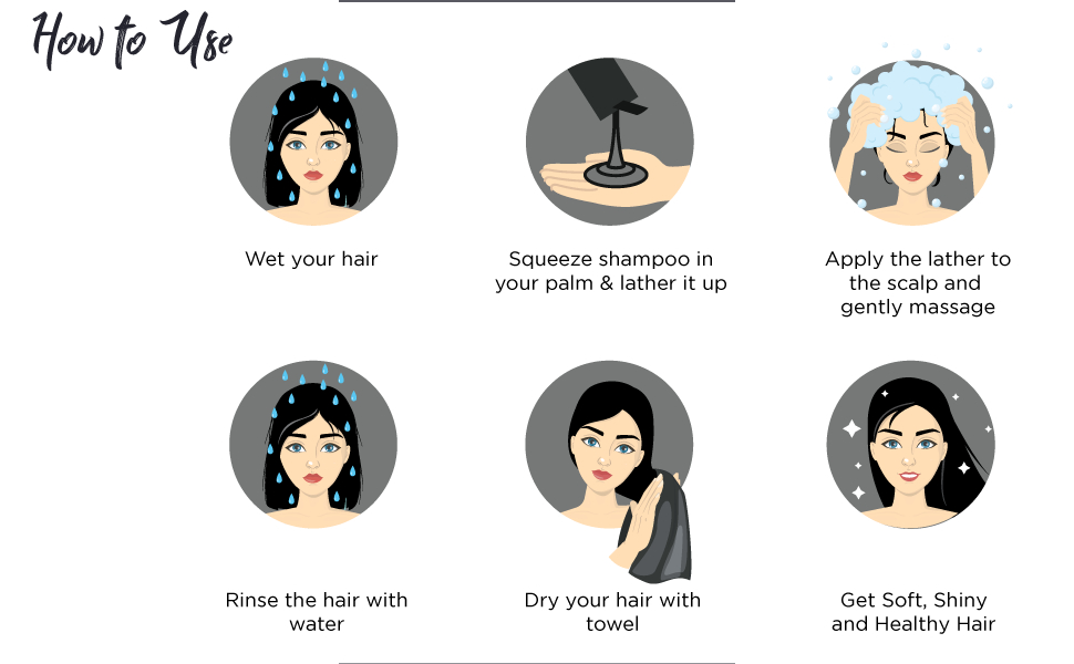 Ayurvedic shampoo;long and black hair; extra conditioning shampoo;amla;almond