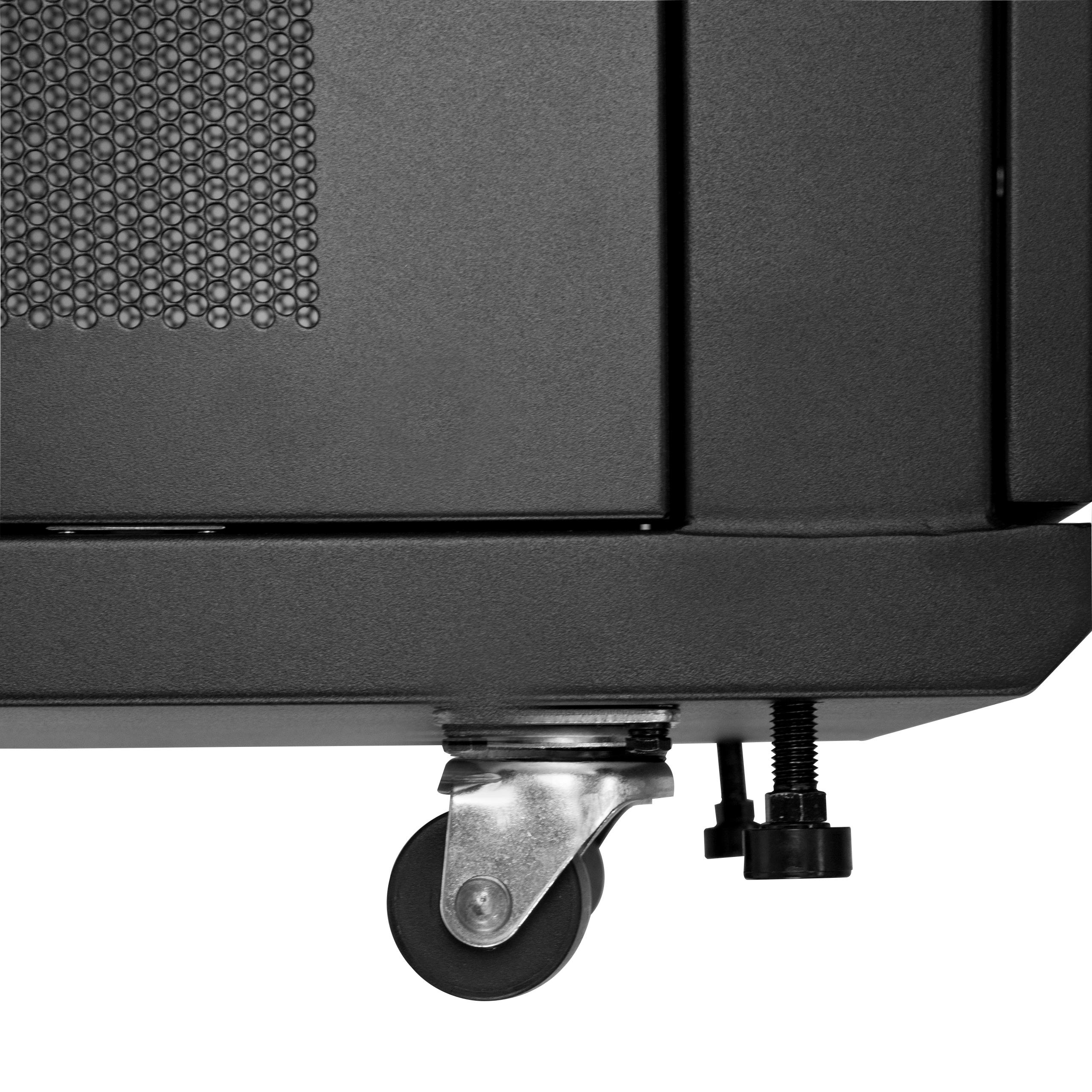 view wall com startech cabinet server dp mount hinged larger rack w