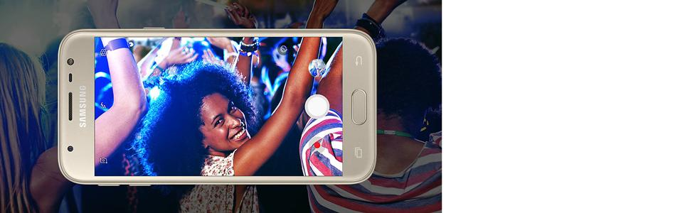 Samsung Galaxy J5 (2017) - Smartphone de 5,2 (SIM Doble, 4G ...