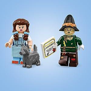 THE LEGO MOVIE 2 Minifigures