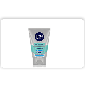 NIVEA MEN OIL CONTROL FACE WASH